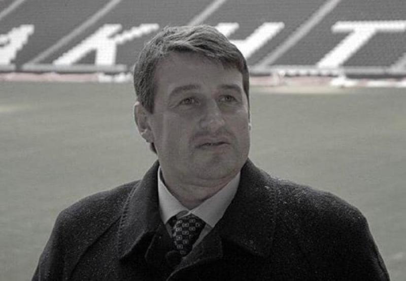 Умер Сергей Ателькин