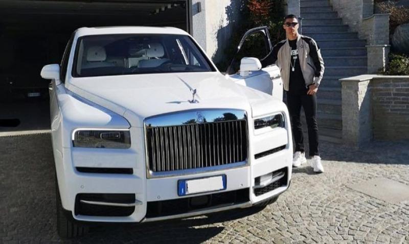 ВИДЕО: Богатая жизнь, как живет Роналду в Турине