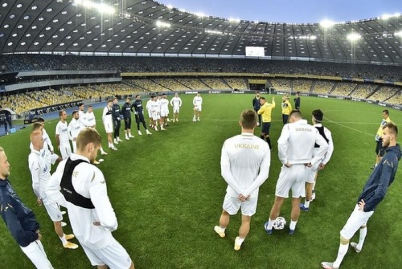 Украина – Испания. Прогноз и анонс на матч Лиги наций