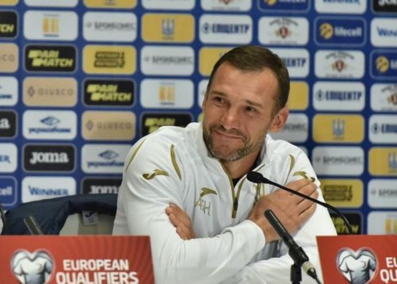 Шевченко вышел на второе место по количеству матчей у руля сборной