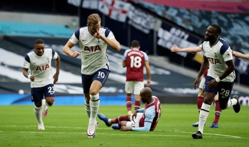 Вышел Ярмоленко, и сделали камбэк! Вест Хэм отыграл у Тоттенхэма 3 гола