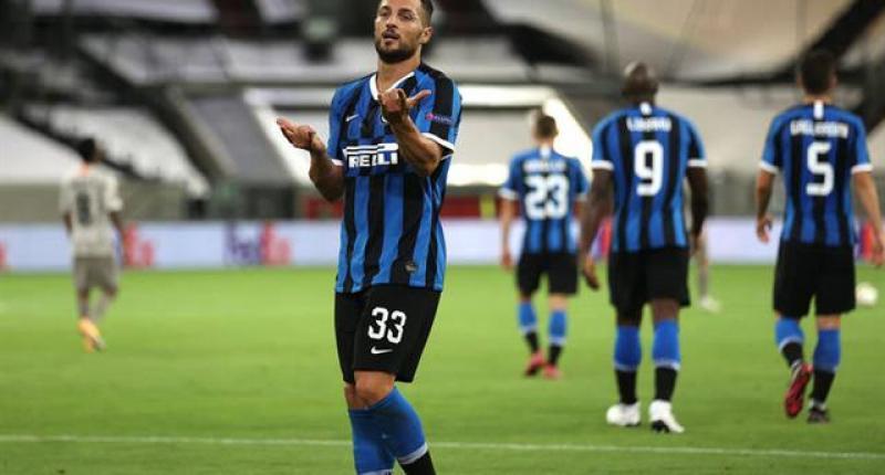 Д'Амброзио: Интер должен сыграть против Шахтера так, как это сделал в Лиге Европы