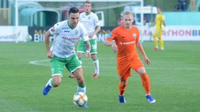 Вячеслав Танковский: Думаю, по игре Мариуполь не уступает другим командам