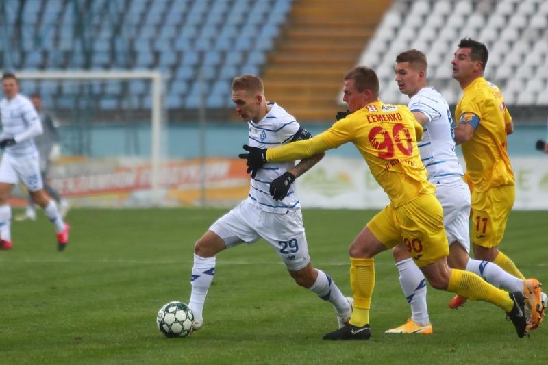 Ингулец — Динамо — 0:2. Ответ Буяльского