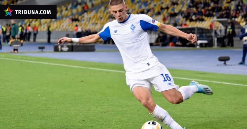 МЮ предлагал Динамо арендовать Миколенко с правом выкупа