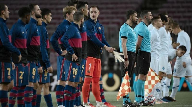 Динамо – Барселона: Месси и Ко не будут тренироваться в Киеве перед матчем ЛЧ