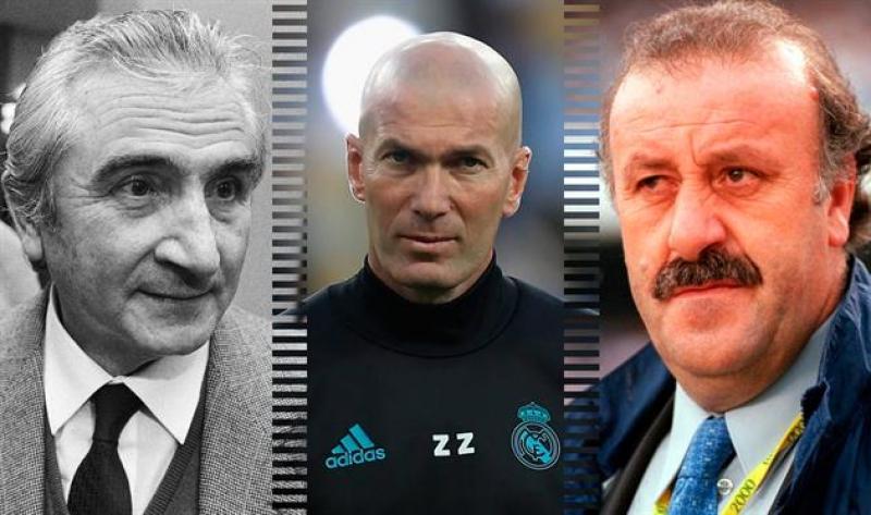 Лучшие в истории: тренеры Реала