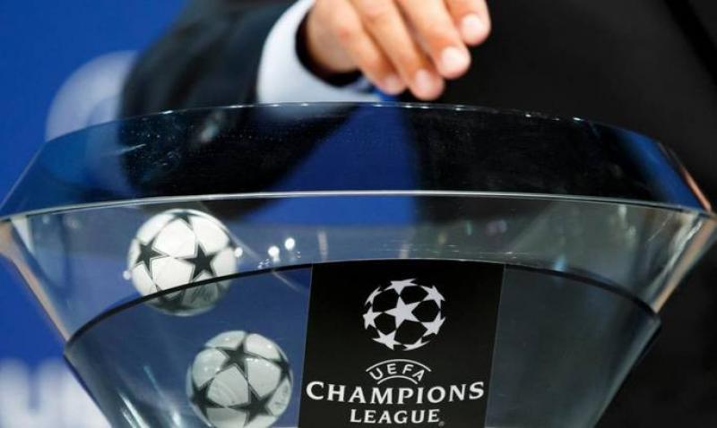 Жеребьевка плей-офф Лиги чемпионов и Лиги Европы: онлайн трансляция