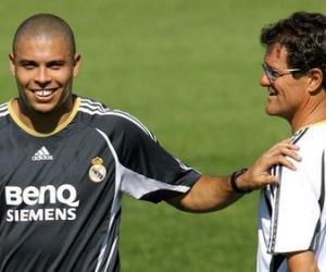 КАПЕЛЛО: Роналдо был самым талантливым  но доставлял больше всех проблем