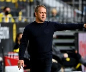 Ханс-Дитер ФЛИК: Я очень доволен игрой Баварии