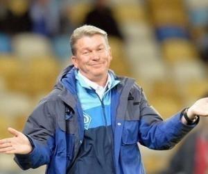 Блохин: Важно было сохранить Шевченко на посту главного тренера сборной