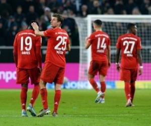 Бавария – Боруссия М. Прогноз и анонс на матч чемпионата Германии