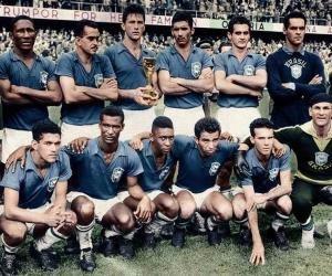 Пеле, Гарринча и футбол: к годовщине самого результативного финала чемпионатов мира