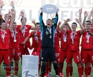Это был лучший сезон Бундеслиги за последние годы! Но Баварии нет равных