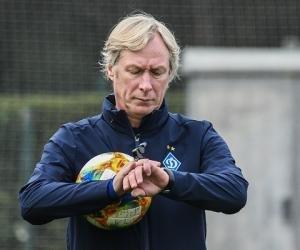 Михайличенко: Мы не сыграли в тот футбол, который намечали