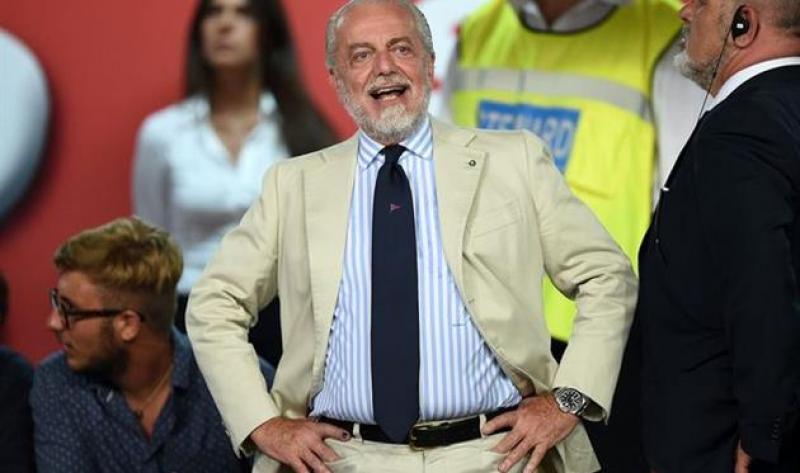 Наполи сыграет в Суперкубке Италии против Ювентуса, несмотря на желание Де Лаурентиса перенести игру