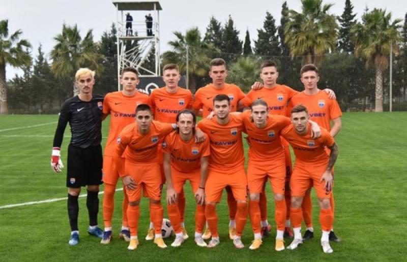 Мариуполь сыграл вничью с польским клубом в спарринге