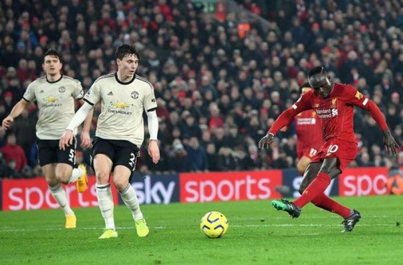 Ливерпуль - Манчестер Юнайтед - 0: 0