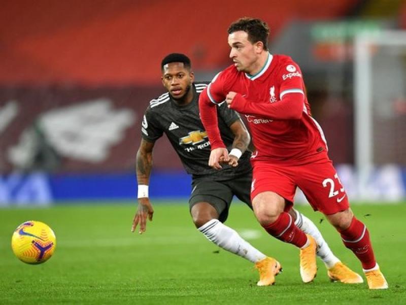 Ливерпуль с Манчестер Юнайтед разошлись нулевой ничьей