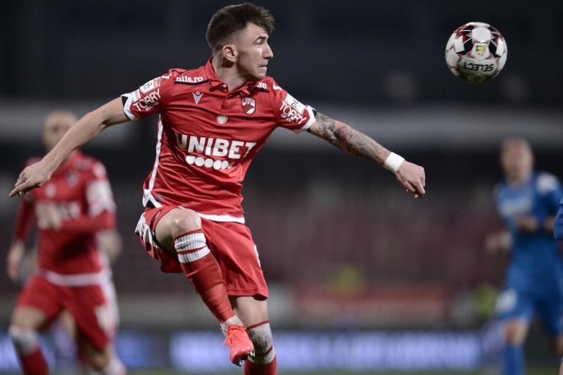 СМИ: Динамо планирует подписать румынского полузащитника