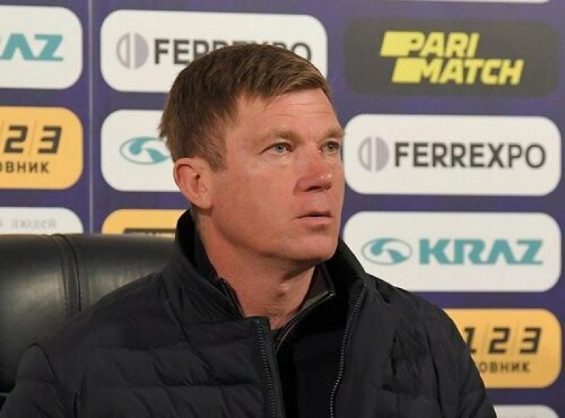 Юрий МАКСИМОВ: Шахтер не отнимал мячи - мы отдавали