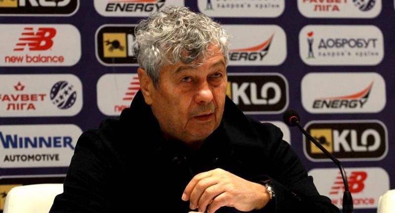 Александрия — Динамо — 1:2. Послематчевая пресс-конференция. Луческу: Позже я хочу пересмотреть гол, который аннулировали