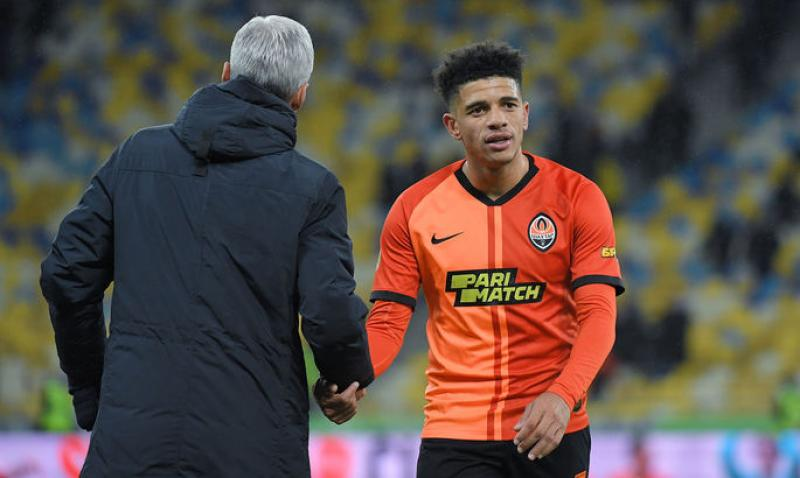 Globo Esporte: Шахтер предлагал Тайсону новый контракт