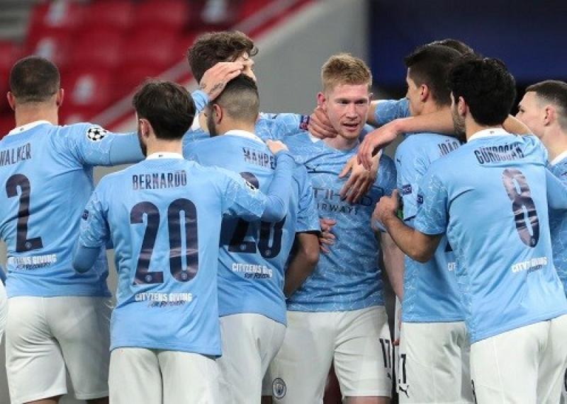 Манчестер Сити - Боруссия Д - 2 : 1