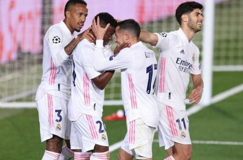 Весомый вклад. Реал повторил счет киевского финала против Ливерпуля