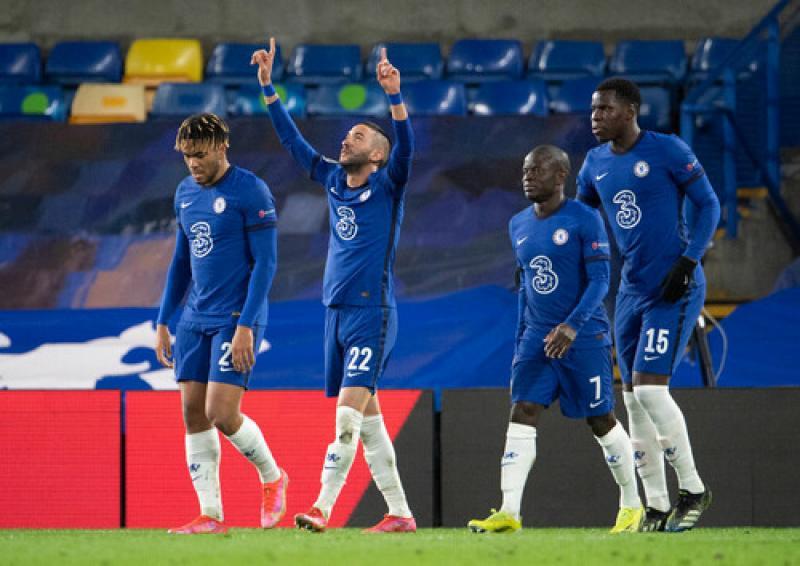Порту - Челси - 0 : 2
