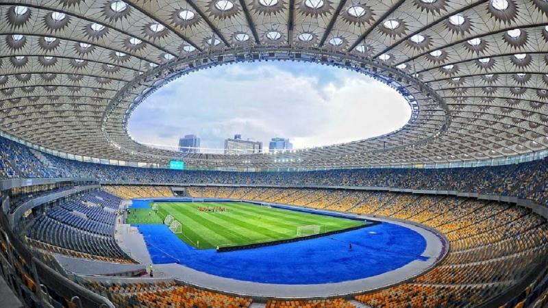 Шахтер заменит газон НСК Олимпийский