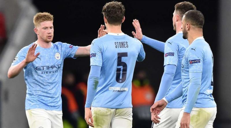 Манчестер Сити повторно обыграл Боруссию и вышел в полуфинал Лиги чемпионов