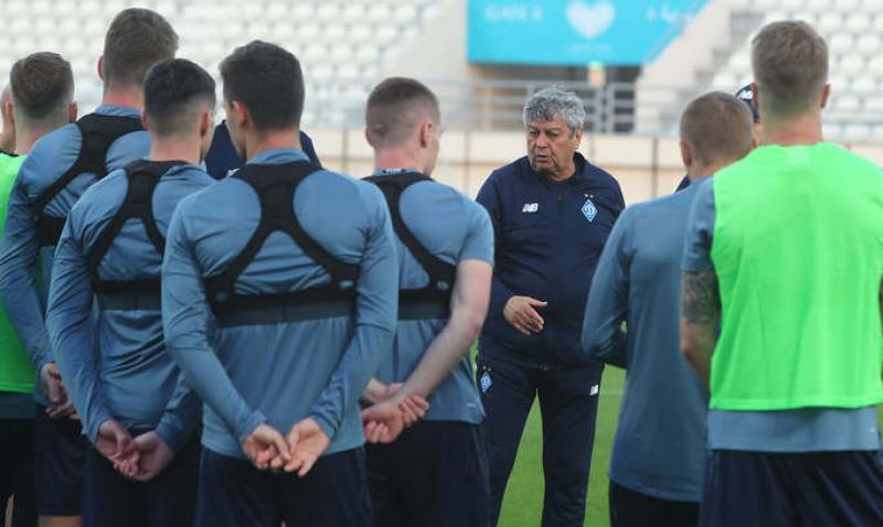 Луческу: Стоимость некоторых игроков Динамо за сезон увеличилась вдвое, а то и втрое
