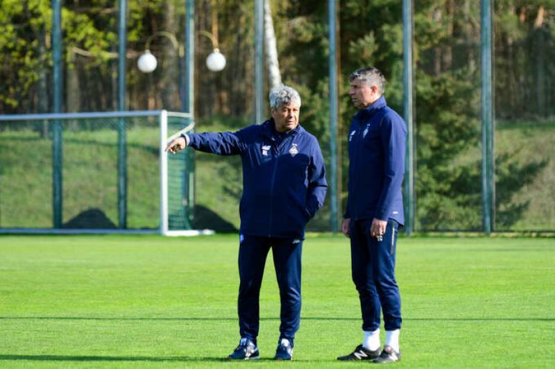 Луческу не уйдет из Динамо.  Он вывел команду в групповой этап Лиги чемпионов