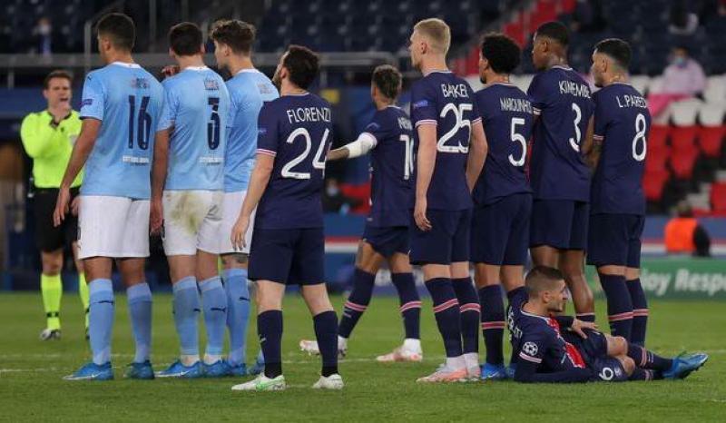 Манчестер Сити — ПСЖ: прогноз на матч Лиги чемпионов УЕФА