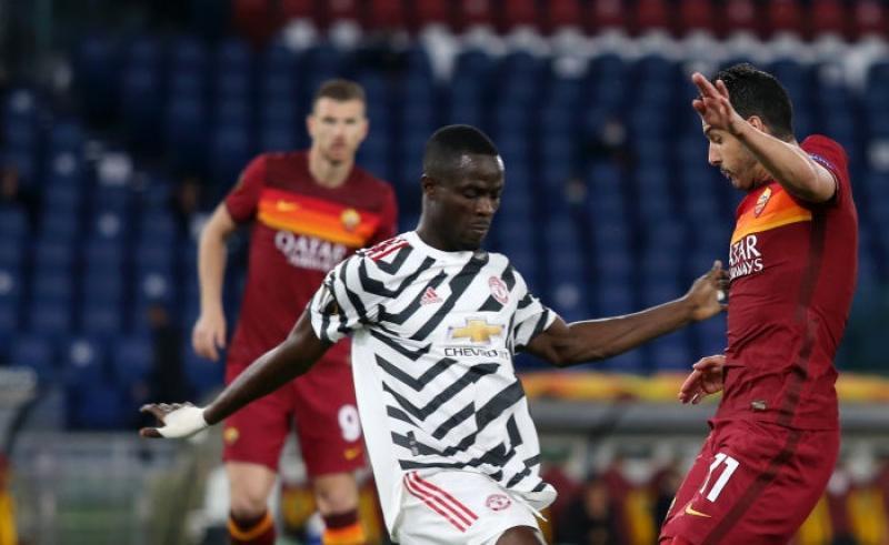 Манчестер Юнайтед проиграл Роме, но вышел в финал Лиги Европы