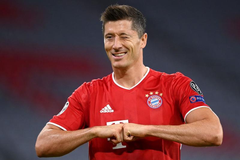 Челси и Манчестер Сити заинтересованы в подписании Левандовски