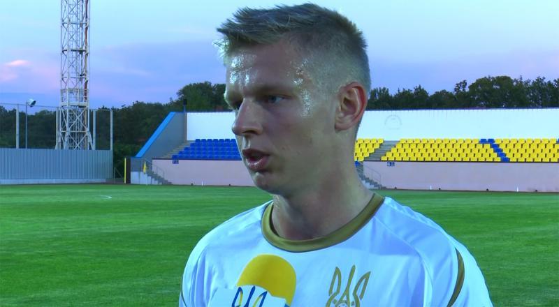 Александр Зинченко: В сборной Украины замечательный коллектив — он меня реанимировал