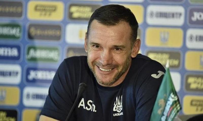 Шевченко: У сборной Украины есть рисунок игры, который отличает нас от других