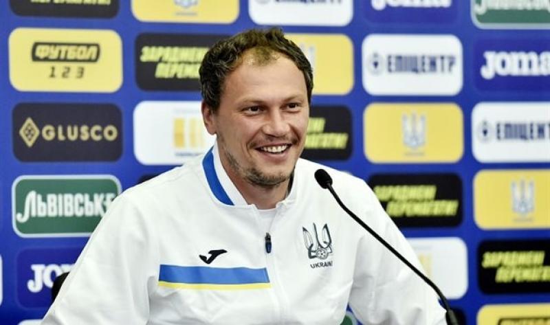 Пятов: Мы не подавали в УЕФА плейлист сборной Украины, cделаем это сегодня