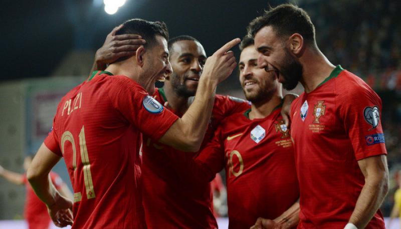 Португалия - Израиль где смотреть трансляцию товарищеского матча
