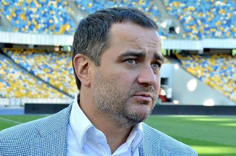 Андрей Павелко прокомментировал решение УЕФА убрать с формы сборной Украины надпись Героям слава