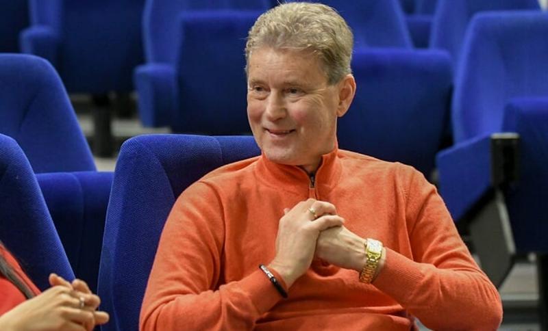 Новость о том, что новым спортивным директором Динамо станет Леонид Буряк, стала новостью для самого Буряка