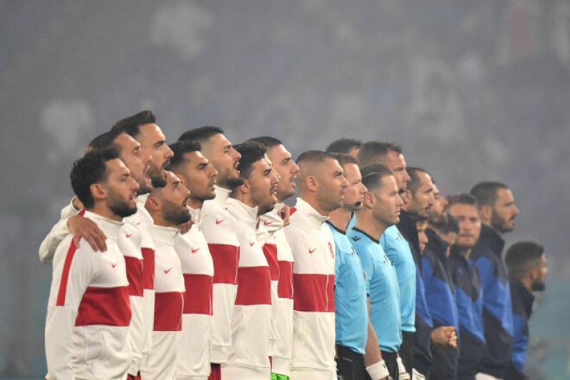 Турция - Италия - 0: 3