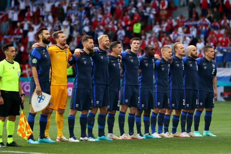 Финляндия - Россия. 0 : 1