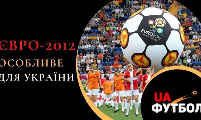 Особое Евро-2012 для Украины. Вспоминаем турнир, который принимала наша страна