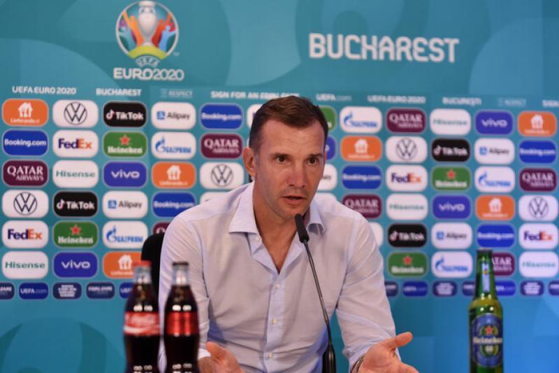 Андрей ШЕВЧЕНКО: С таким уровнем футбола в плей-офф Евро делать нечего