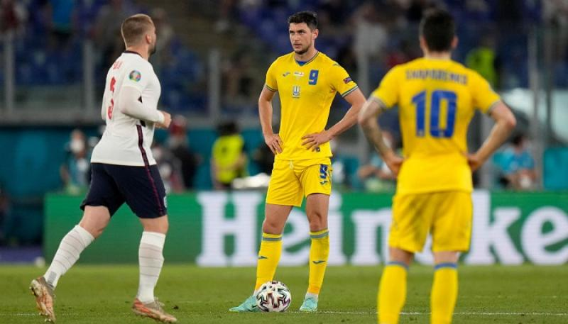 Сборная Украины покинула Евро-2020 после разгрома от Англии