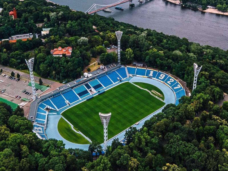 Официально: Динамо согласилось предоставить Руху стадион им. Лобановского