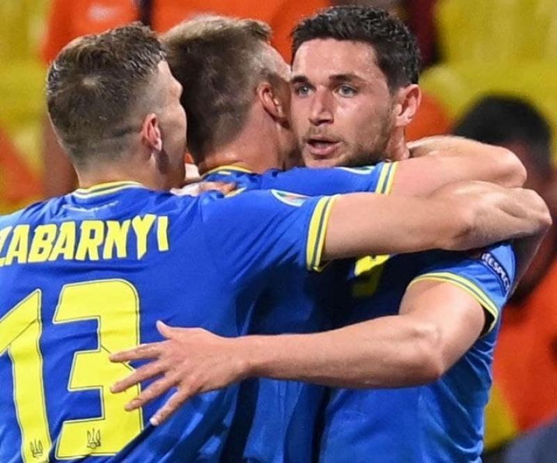 Сборная Украины вела в счете в шести из семи сыгранных матчах отбора на ЧМ-2022, но выиграла только один раз